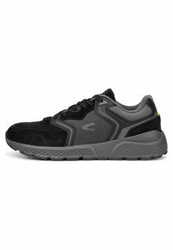 camel active - Sneakers - black