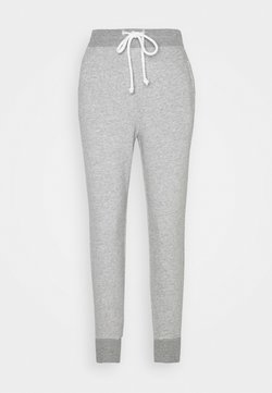 Abercrombie & Fitch - EMBROIDERED LOGO - Jogginghose - grey