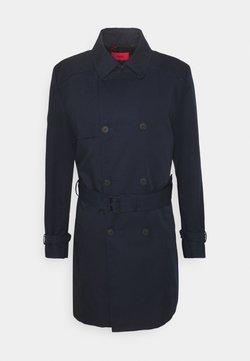 HUGO - MALUKS - Trenchcoat - dark blue