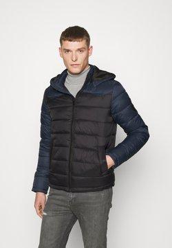Solid - JACKET DAFFY - Lett jakke - insignia blue