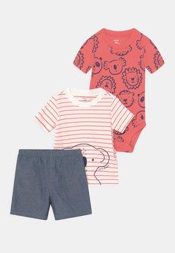 Carter's - KOALA STRIPE SET - Camiseta estampada - red