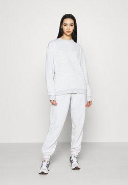 Topshop - SET - Sweatshirt - grey