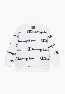 Champion - LEGACY AMERICAN CLASSICS - Sweatshirt - white/black