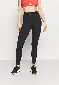 adidas Performance - LONG  - Tights - black