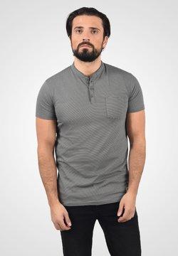 Solid - T-Shirt print - dark grey melange