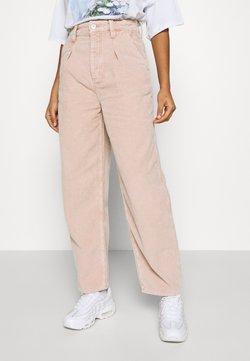 BDG Urban Outfitters - ERIN COCOON - Straight leg -farkut - pink
