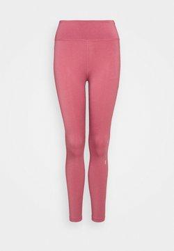 Nike Performance - ONE 7/8 - Tights - desert berry/pink foam