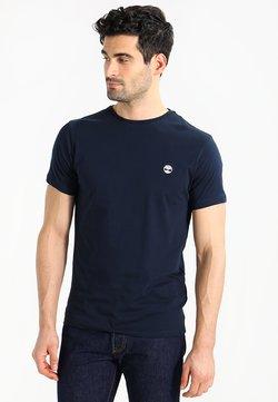 Timberland - CREW CHEST - T-shirt basique - dark sapphir