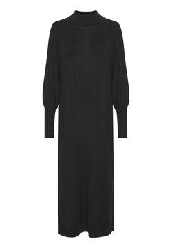 Gestuz - Vestido de punto - black