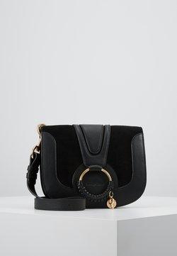 See by Chloé - HANA SMALL - Bandolera - black