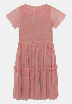 Anaya with love - RUFFLE DRESS - Cocktailkleid/festliches Kleid - pink shadow