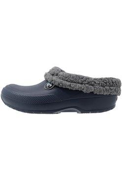 Crocs - CLASSIC BLITZEN III - Hausschuh - navy/slate grey