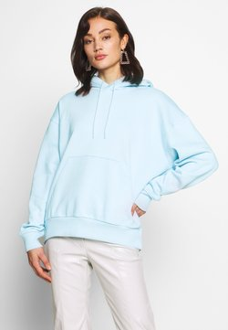 Weekday - ALISA HOODIE - Luvtröja - blue light