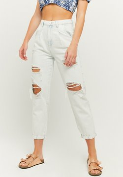 TALLY WEiJL - SLOUCHY - Jeans relaxed fit - blu