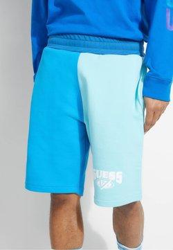 Guess - Short de sport - blau