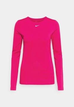 Nike Performance - ALL OVER - Tekninen urheilupaita - fireberry/white