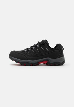 Brave Soul - RAYNER - Sneaker low - black/red