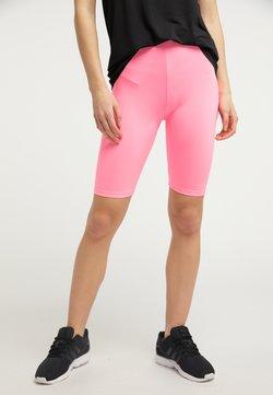 myMo ATHLSR - Shortsit - neon pink