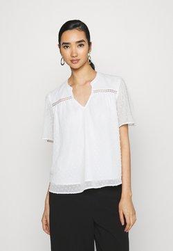 JDY - JDYNIKOLINE - T-shirt imprimé - cloud dancer