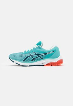 ASICS - GEL-PULSE 12 - Zapatillas de running neutras - techno cyan/magnetic blue