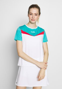 Diadora - T-Shirt print - optical white