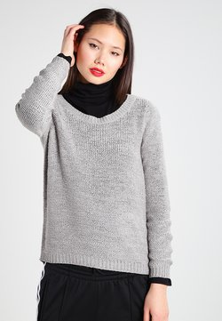 ONLY - ONLGEENA - Strickpullover - silver
