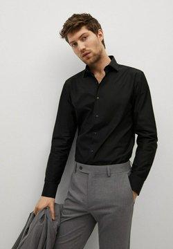 Mango - EMERITOL SLIM FIT  - Businesshemd - black