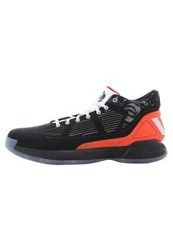 adidas Performance - Basketball shoes - black