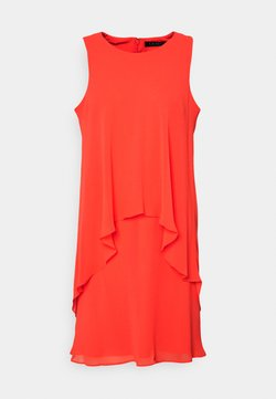 Lauren Ralph Lauren - CLASSIC DRESS - Juhlamekko - regal coral