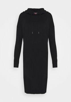 s.Oliver - Vestido de punto - black