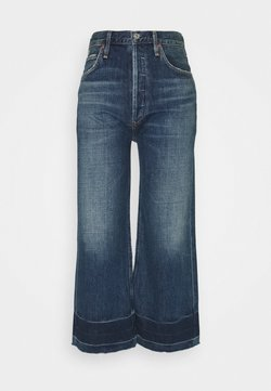 Citizens of Humanity - SACHA HIGH RISE - Relaxed fit jeans - blue denim