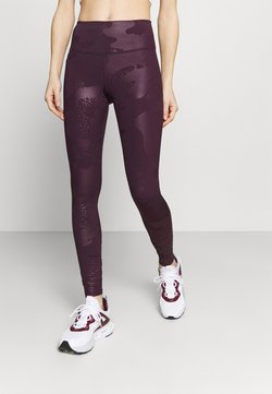 Under Armour - RUSH TONAL LEG  - Tights - polaris purple