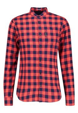 Scotch & Soda - REGULAR FIT - Hemd - red/blue