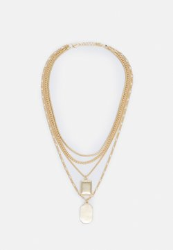 Fire & Glory - FGBUNNI COMBI NECKLACE - Ketting - gold-coloured