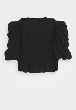 PIECES Tall - PCASDIA - Bluse - black