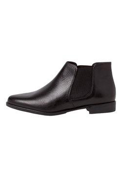 Tamaris - Ankle Boot - black leather