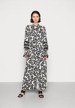 Fabienne Chapot - DRESS - Maxiklänning - cream white/black
