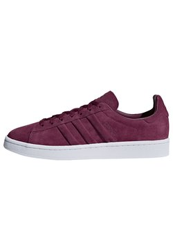 adidas Originals - CAMPUS STITCH AND TURN - Sneakers - red