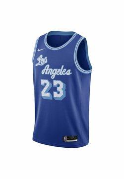 Nike Performance - MAGLIA LOS ANGELES LAKERS - Pelipaita - rush blue
