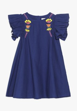 Catimini - DRESS - Hverdagskjoler - royal blue