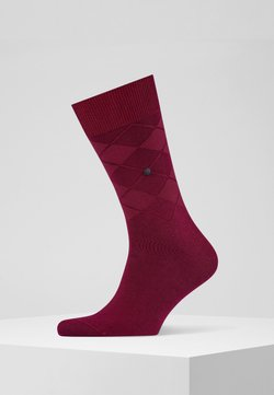 Burlington - Socken - merlot (8005)