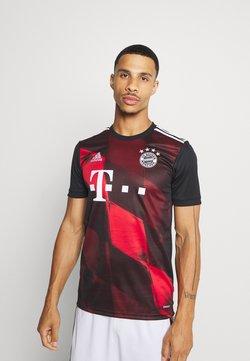 adidas Performance - FC BAYERN MUENCHEN AEROREADY FOOTBALL - Vereinsmannschaften - black