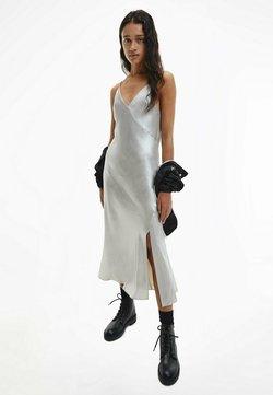 Calvin Klein Jeans - Cocktailkleid/festliches Kleid - silver