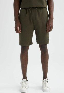 DeFacto - RELAX FIT - Pantalones deportivos - khaki
