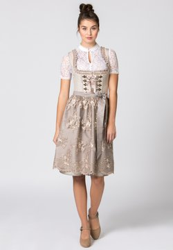 Stockerpoint - Dirndl - taupe