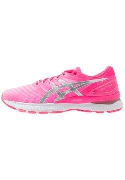 ASICS - GEL-NIMBUS 22 - Zapatillas de running neutras - hot pink/pure silver