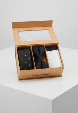 Jack & Jones - JACFREDERIK GIFT BOX SET - Einstecktuch - black