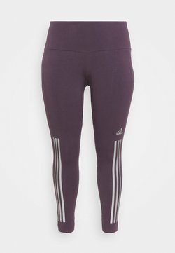 adidas Performance - GLAM  - Tights - purple