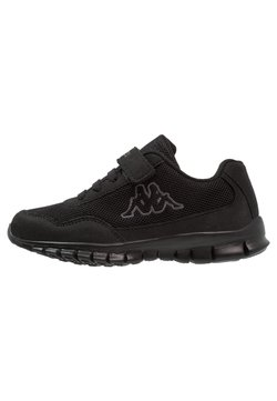 Kappa - FOLLOW - Sportschoenen - black/grey
