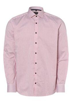 OLYMP - Hemd - weiß rot
